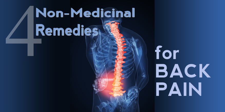 non medical treatments for back pain